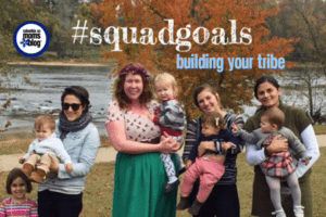 Squad Goals :: Building Your Tribe | Columbia SC Moms Blog