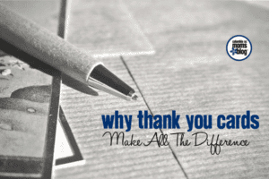 Why Thank You Cards Make All the Difference | Columbia SC Moms Blog