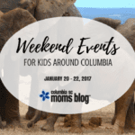 Weekend Events for Kids {January 20 – 22}