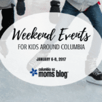 Weekend Events for Kids {January 6 – 8}