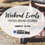 Weekend Events for Kids {January 27 – 29}