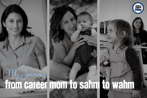 My Journey :: From Career Mom to SAHM to WAHM | Columbia SC Moms Blog