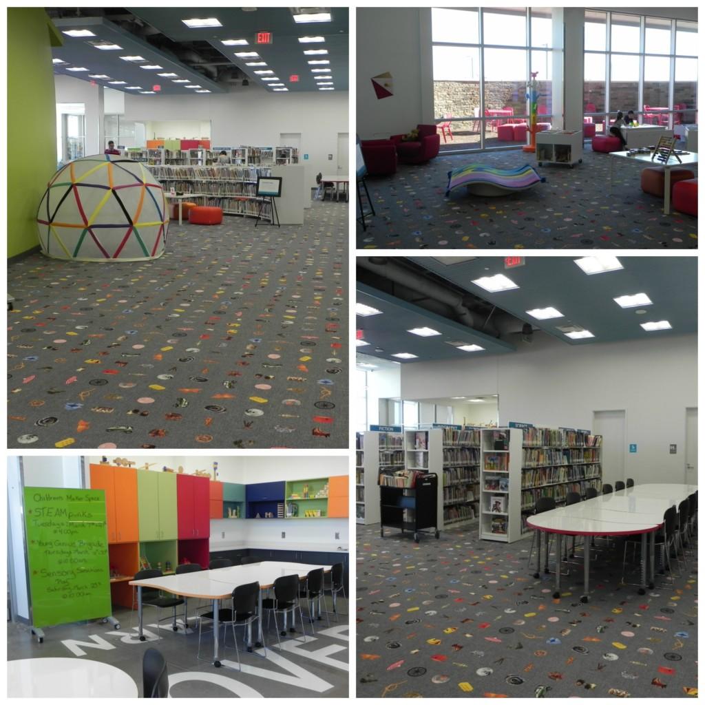 Exploring the New Richland Library Sandhills | Columbia SC Moms Blog