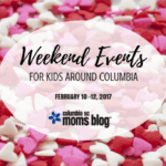 Weekend Events for Kids {February 10 -12}