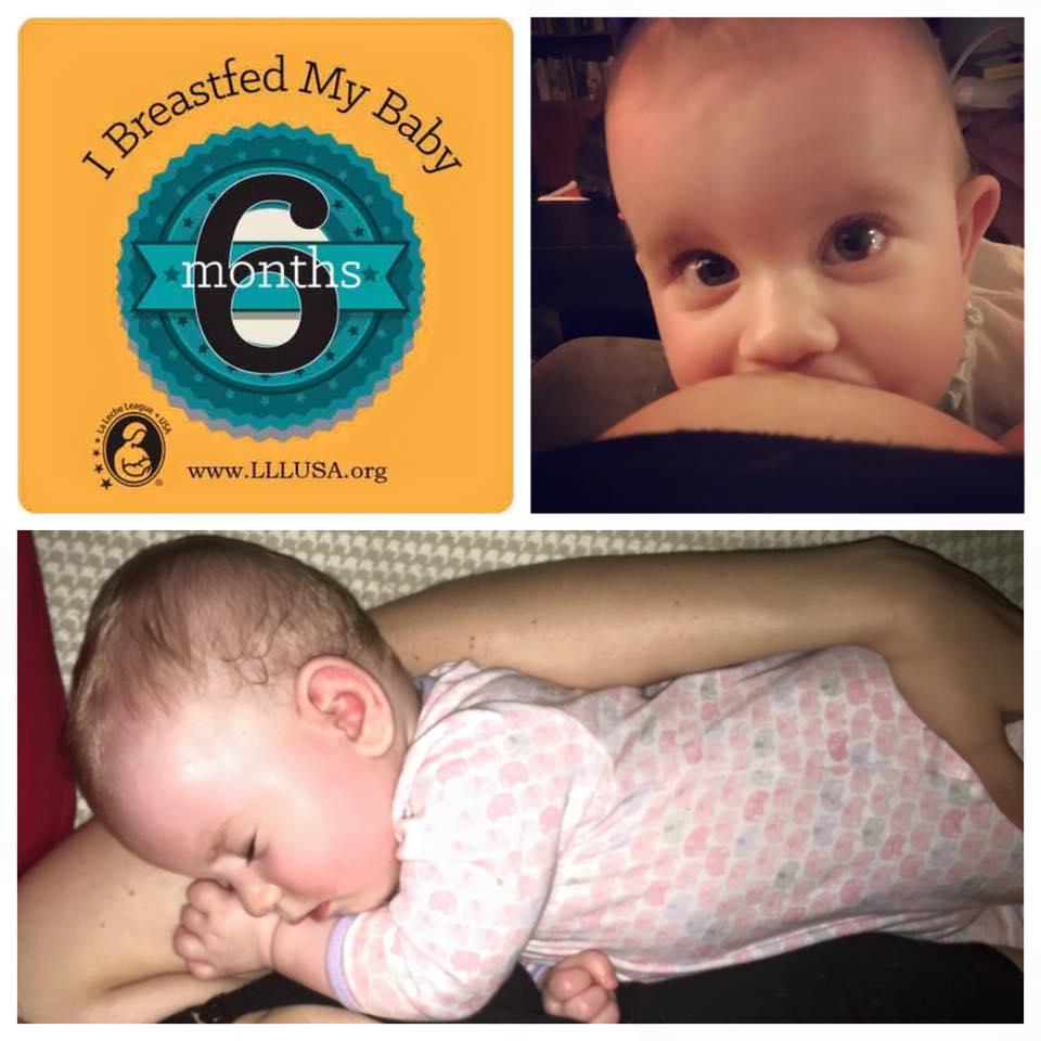 Breastfeeding Milestone | Columbia SC Moms Blog