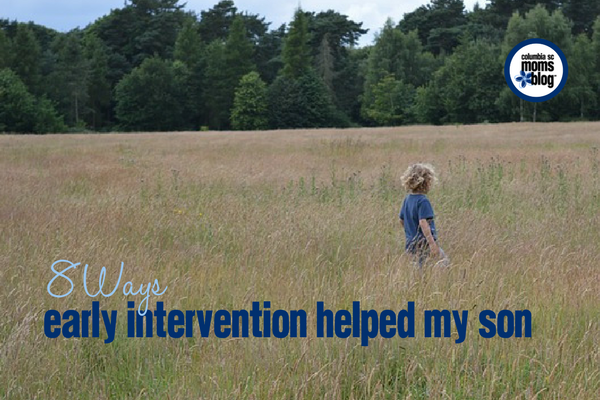 8 Ways Early Intervention Helped My Son | Columbia SC Moms Blog