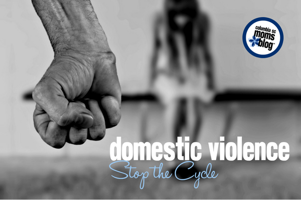Domestic Violence :: Stop the Cycle | Columbia SC Moms Blog