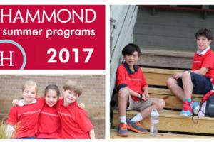Summer at Hammond 2017 | Columbia SC Moms Blog