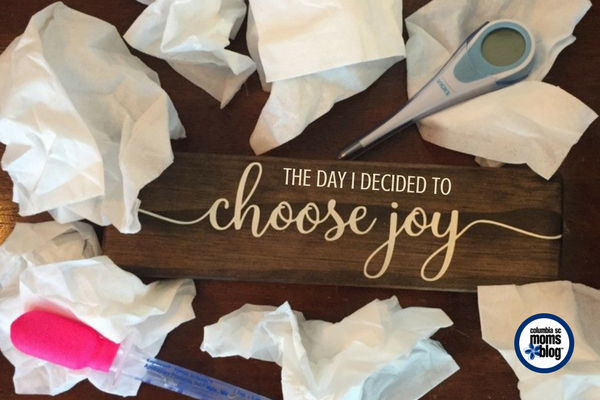 The Day I Decided to Choose Joy   Columbia SC Moms Blog