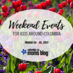 Weekend Events for Kids {March 24 – 26}