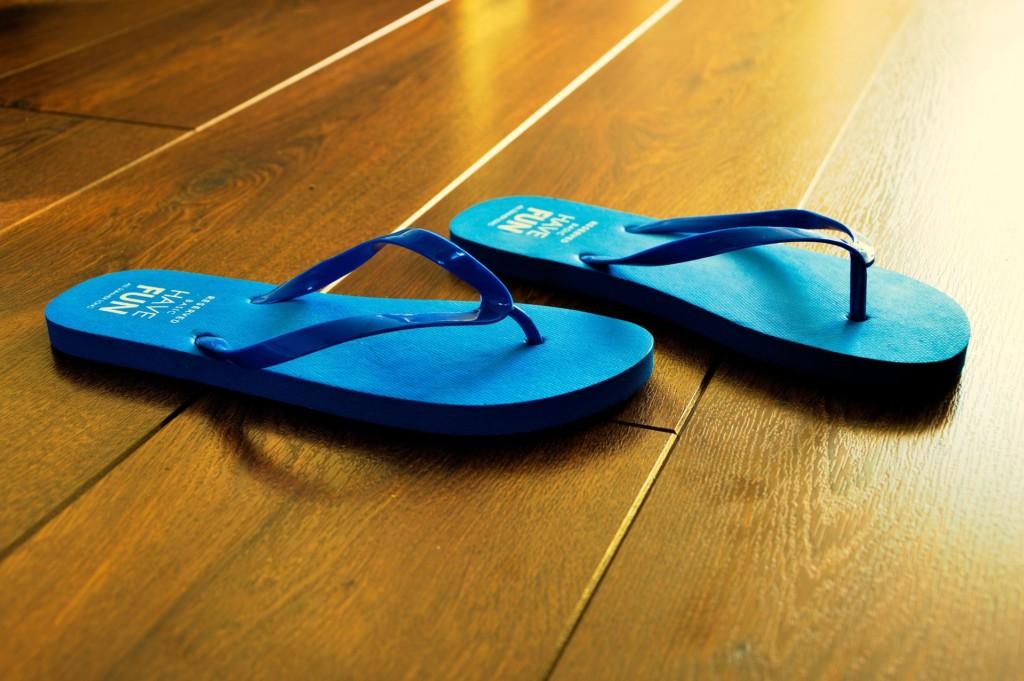 Flip Flops Banned | Columbia SC Moms Blog