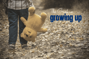 The Grief in Growing Up | Columbia SC Moms Blog