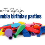 Stress-Free Spots for Columbia Birthday Parties
