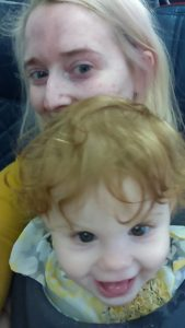 What I Learned Traveling Alone With a 1-Year-Old   Columbia SC Moms Blog