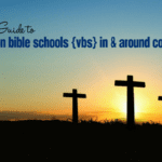 2017 Guide to Vacation Bible Schools {VBS} In & Around Columbia