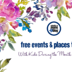 Free Events & Places to See with Kids During the Month of May in Columbia