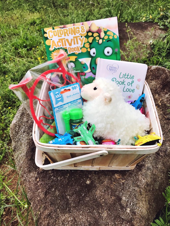 Intentional Easter Basket | Columbia SC Moms Blog
