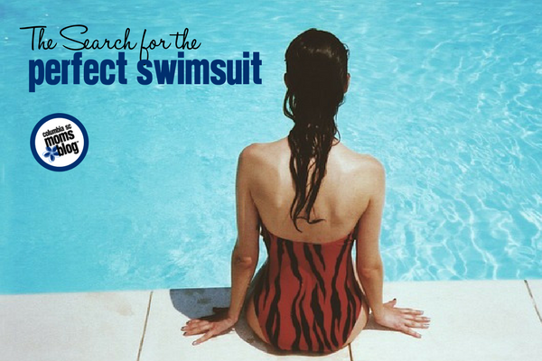 The Search For The Perfect Swimsuit | Columbia SC Moms Blog