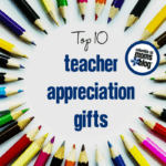 Top 10 Teacher Appreciation Week Gift Ideas {Straight from the Source!}
