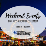 Weekend Events for Kids {April 28 – 30}