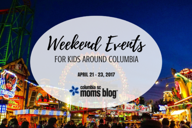 Weekend Events for Kids {April 28 - 30} | Columbia SC Moms Blog