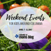 Weekend Events for Kids - April 7-9, 2017 | Columbia SC Moms Blog