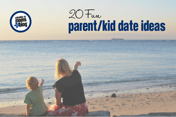 20 Fun Parent-Kid Date Ideas
