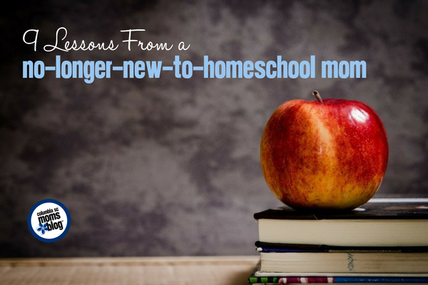 9 Lessons from a No-Longer-New-to-Homeschool Mom | Columbia SC Moms Blog