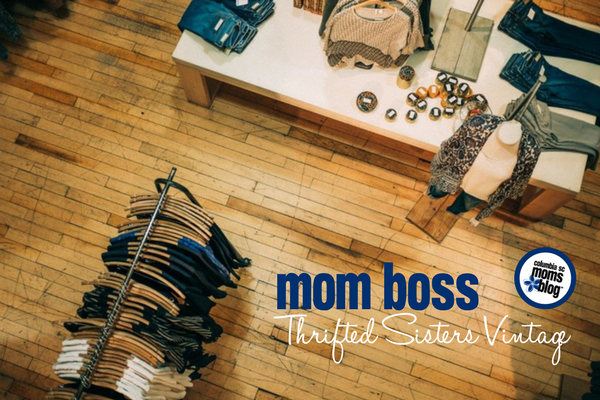 Boss Mom :: Thrifted Sisters Vintage | Columbia SC Moms Blog