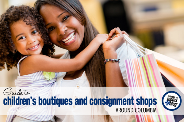 6111e37e68e90 Guide to Children's Boutiques and Consignment Shops Around Columbia |  Columbia SC Moms Blog
