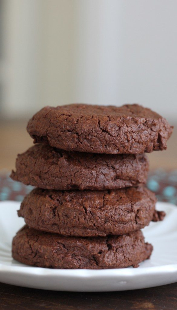 Spicy Chocolate Cookies via the Columbia City Moms Blog