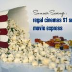 Summer Savings :: Regal Cinemas $1 Summer Movie Express