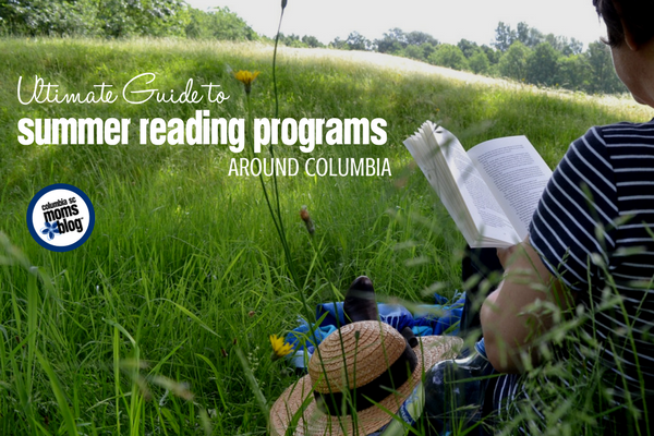 Ultimate Guide to Summer Reading Programs Around Columbia | Columbia SC Moms Blog