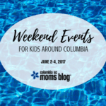 Weekend Events for Kids {June 2-4}