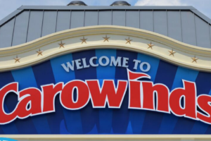 carowinds sign