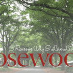 5 Reasons Why I Love Living in Rosewood
