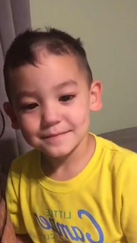 cut his own hair | Columbia SC Moms Blog