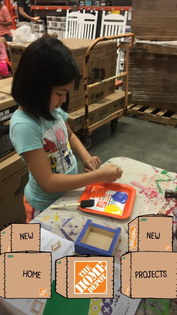 Home Depot Kids | 9 Fun Mommy Daughter Date Ideas Around Columbia | Columbia SC Moms Blog