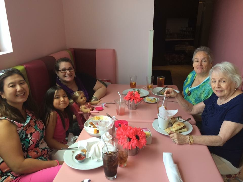 American Girl Doll |9 Fun Mommy Daughter Date Ideas Around Columbia | Columbia SC Moms Blog
