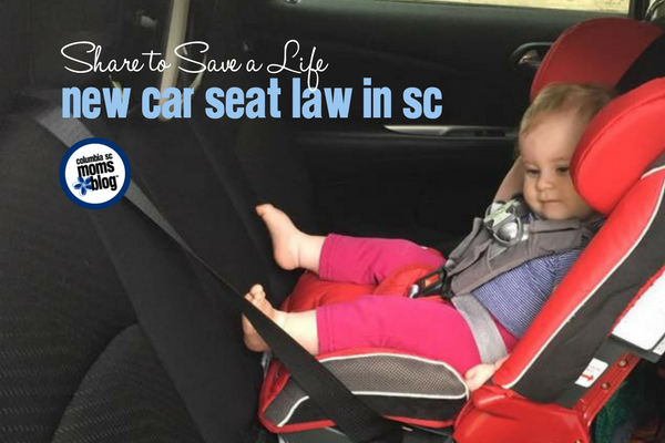 Car Seat Law In Sc