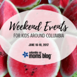 Weekend Events for Kids {June 16-18}