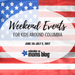 Weekend Events for Kids {June 30-July 2}