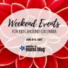 Weekend Events for Kids - June 9-11 | Columbia SC Moms Blog