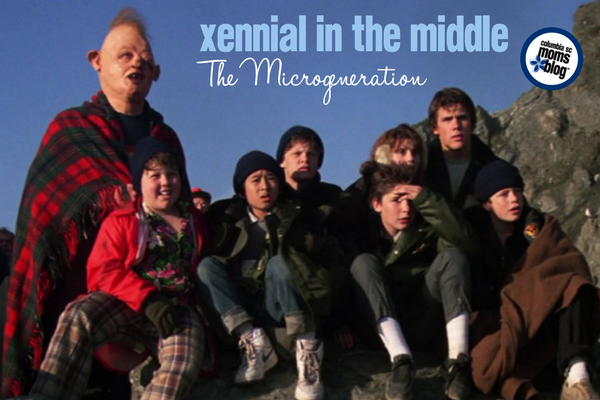 Xennial in the Middle - The Microgeneration | Columbia SC Moms Blog