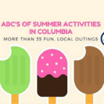 ABC's of Summer Activities in Columbia