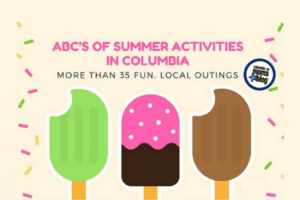 ABC Summer Activities in Columbia | Columbia SC Moms Blog