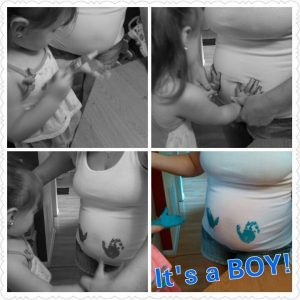 Creative Pregnancy Announcement and Gender Reveal Ideas | Columbia SC Moms Blog