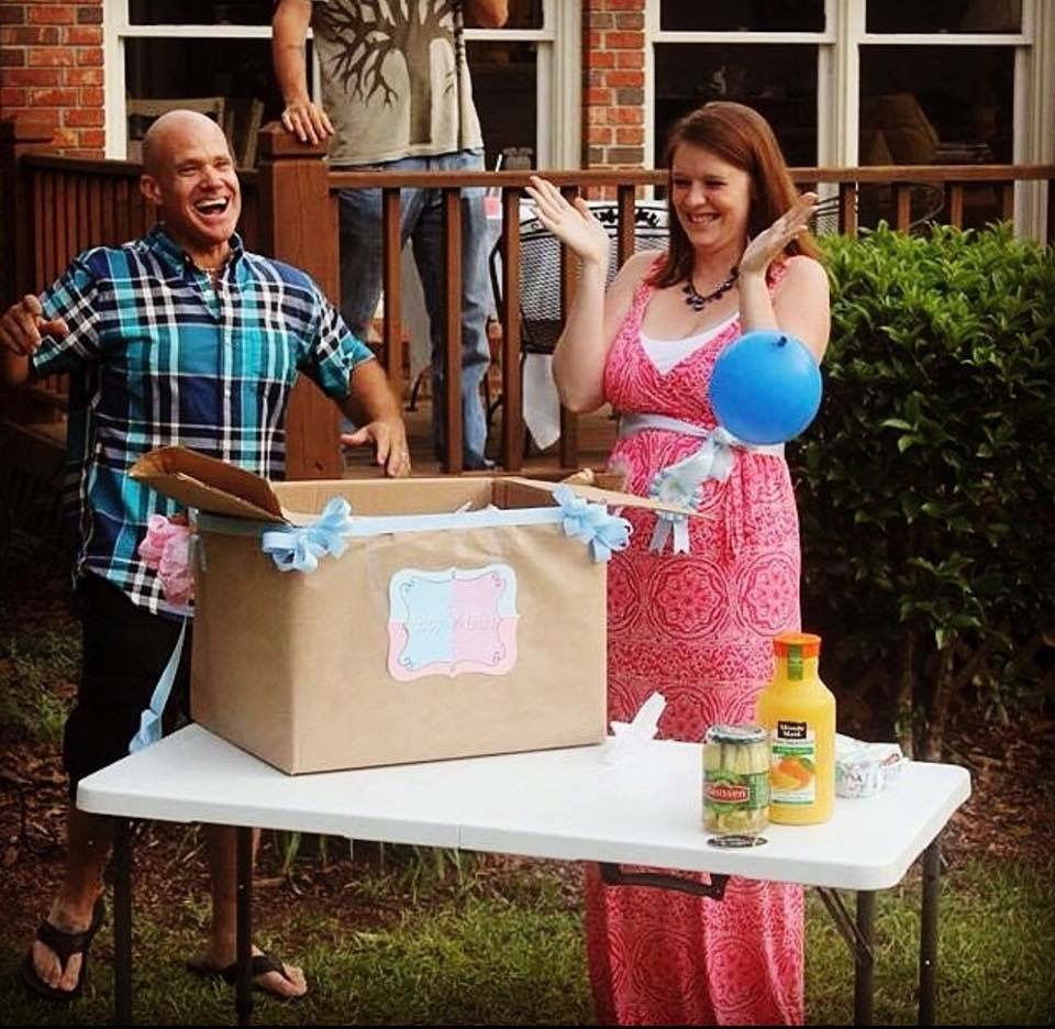 Creative Pregnancy Announcement and Gender Reveal Ideas   Columbia SC Moms Blog