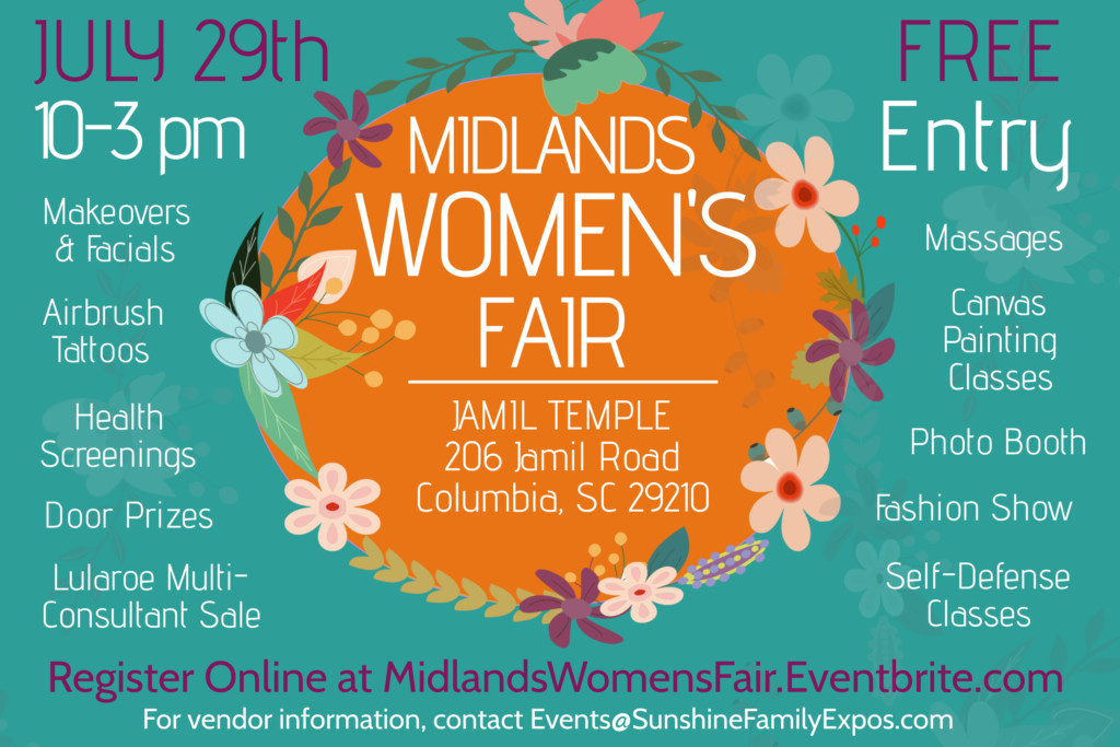 Midlands Womens Fair