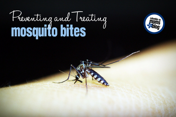 Preventing and Treating Mosquito Bites | Columbia SC Moms Blog
